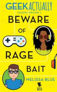 Book Cover: Beware of Rage Bait