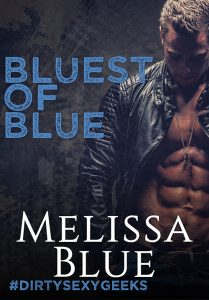 Book Cover: Bluest of Blue