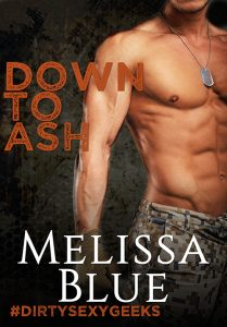 Book Cover: Down to Ash